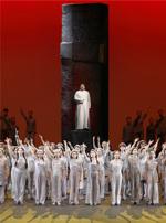 国家大剧院歌剧节·2021:上海歌剧院《晨钟》