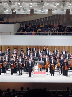 2021漫步经典音乐会:四川交响乐团音乐会